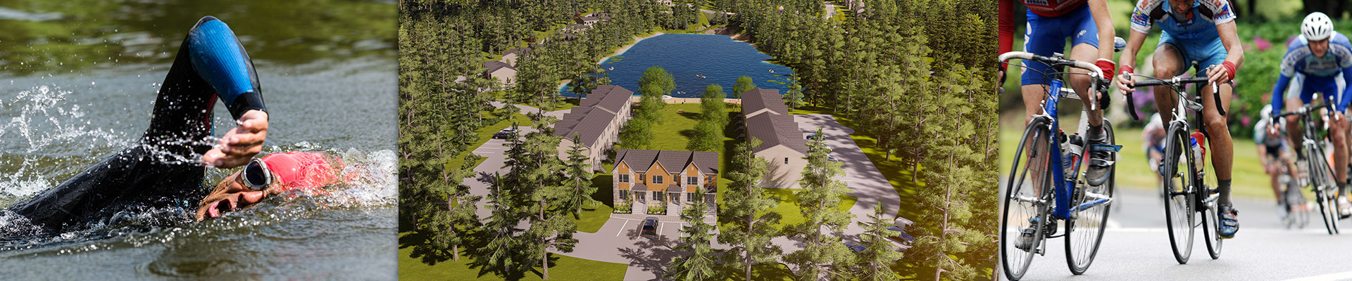 Real estate project photo gallery, Tremblant, Laurentians